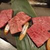 牛わか - 料理写真:特選和牛3種盛り