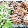 マミー弁当 - 料理写真:カラマヨサラダ丼 400円