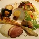 パラディゾ - 料理写真:6.7 前菜盛り合わせ