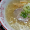 鈴 - 料理写真:鈴(りん) 塩ラーメン