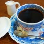 レ・ボ・プロバンス喫茶 - ブレンドコーヒー