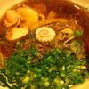 G麺7 - 料理写真:らーめん正油@¥700-