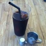 コバト - アイスコーヒー(ランチ注文で150円引)