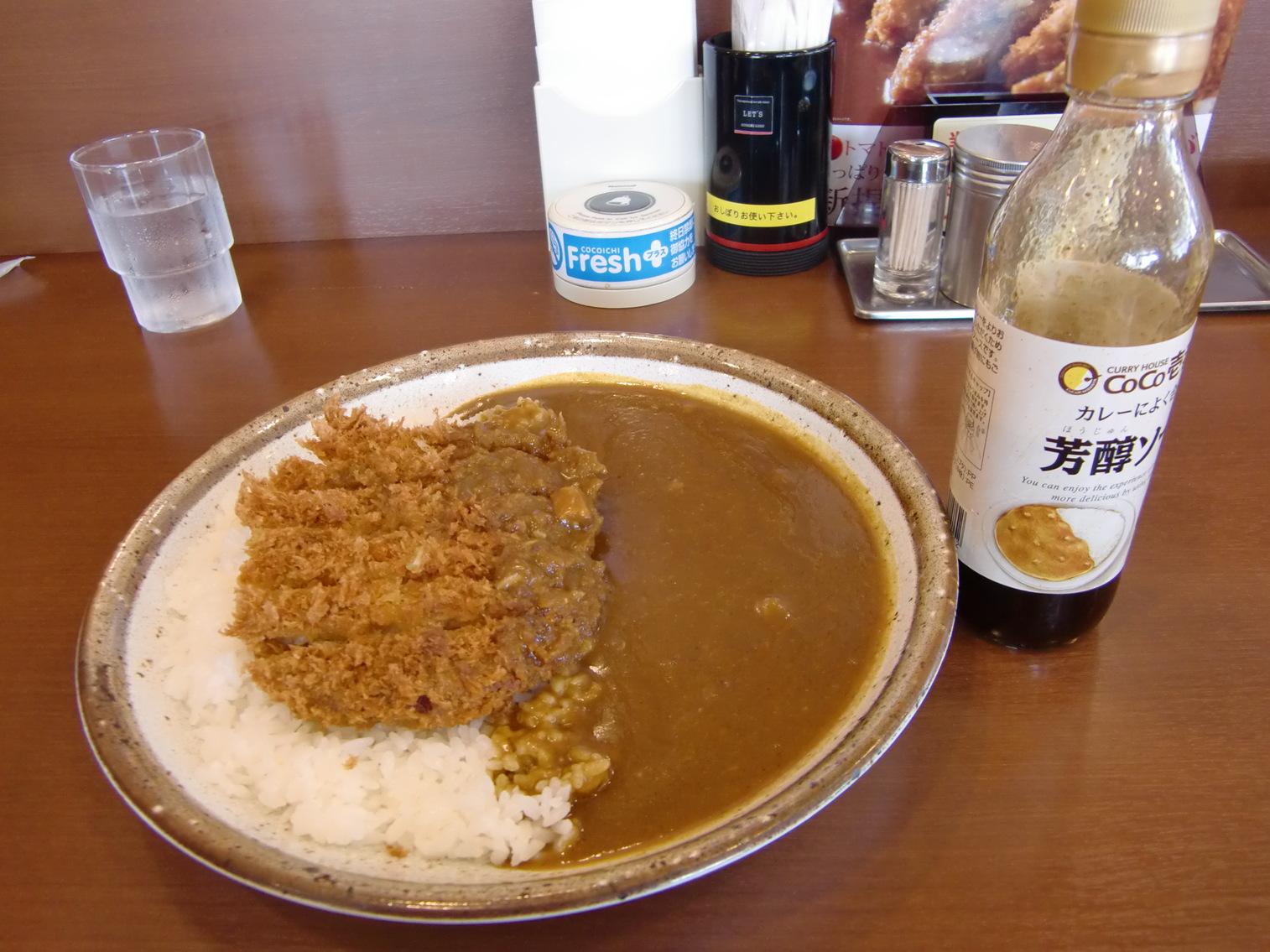 カレーハウス CoCo壱番屋 羽島舟橋店