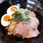 麺屋いちびり - 特製つけ麺(200g)