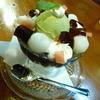 むくの木 - 料理写真:珈琲ぜんざい 700円