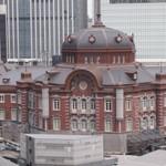 Bar 5517 - 東京駅もここまで出来上がりました