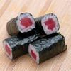 弥一 - 料理写真:巻物の海苔は「有明産一番摘み海苔」を使用しています。