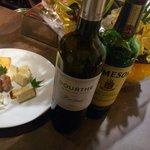 もじゅーる - ワインとよく合うチーズの盛り合わせ。