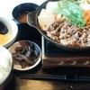 どん亭 - 料理写真:牛すき鍋膳肉大盛890円