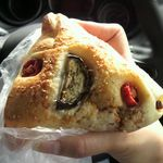 ピッコロモンド - 料理写真:インドカレーパン、カレー詰まってます♡