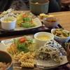 Tennenshokudoukafu - 料理写真:かふぅ定食