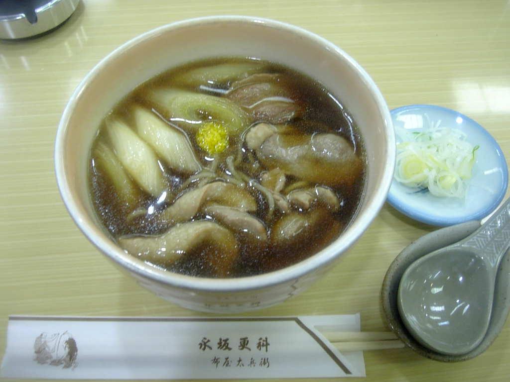 永坂更科 布屋太兵衛 新宿地下鉄ビル店