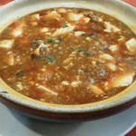 13402741 - かき入りマーボ豆腐