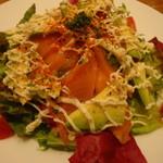 アルマドーレ - サラダ