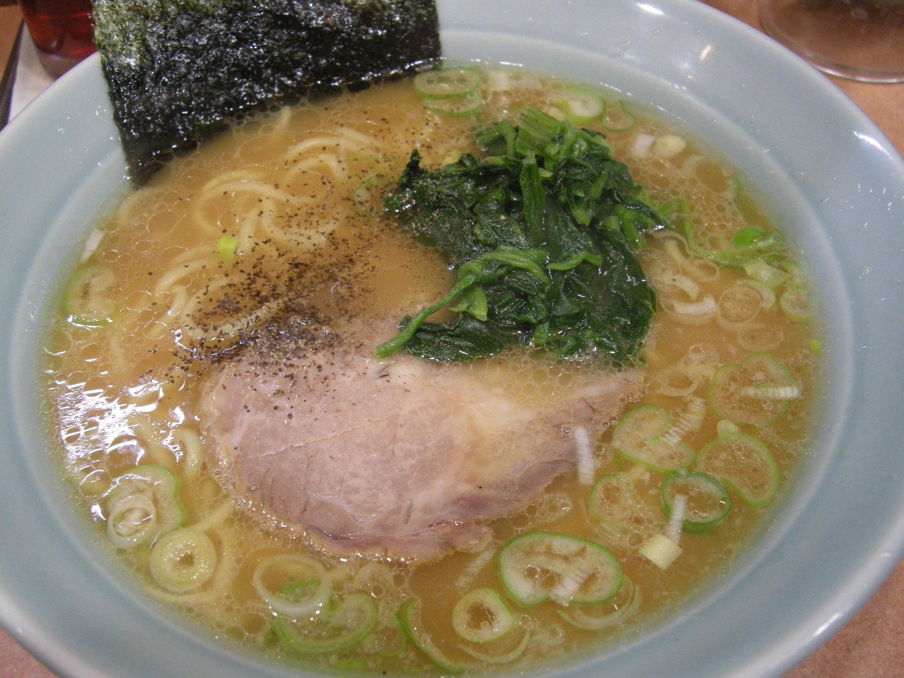 さつまっ子ラーメン 中村橋店