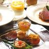ビストロ クレール - 料理写真:ディナーコース 一例