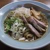 清華中国料理 - 料理写真:スープなしラーメン