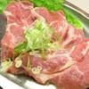 銀鍵3・6焼肉店 - 料理写真:生ラムジンギスカン 350円