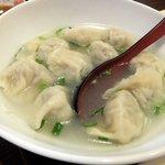 チャイナ食堂かしん - 水餃子のアップ写真