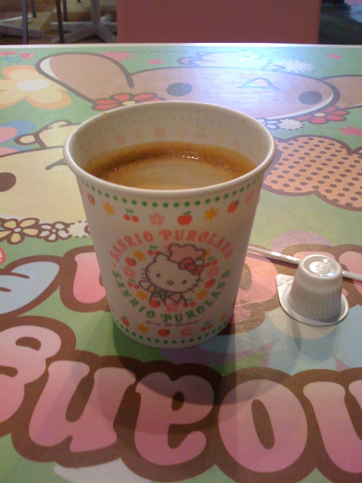 マイメロディドリームカフェ