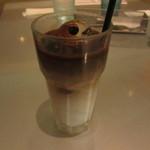 ノース・サイド・カフェ - アイスカフェラテ 600円