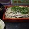 本陣そば - 料理写真:梅そば