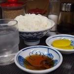 ラーメン将峰 - めし 130円