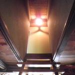 みかん工房 - 二階へ行く階段