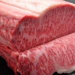 松阪まるよし - 料理写真:松坂牛サーロインステーキ
