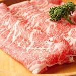 小尾羊しゃぶしゃぶ - 料理写真:★霜降り和牛★