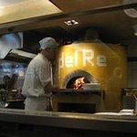 Pizzeria del Re - 薪窯