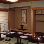 1349163 - 和室に本当の床の間。料理が本物の所は建て方も本流?
