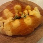 手作りパン キムラヤベーカリー - ソーセージクロワッサン