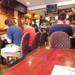 中国家庭料理 楊 - 平日13時しっかり混んでます。