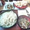 千代屋 - 料理写真:スペシャルうどん650円