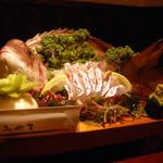 みやま - 鯛刺身 1200円