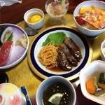 大漁丸 - 彩り御膳1480円