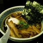 めじろ - 特上ら~めん(醤油)・・・950円