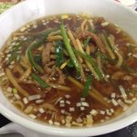 華包 - 青椒肉絲ラーメン