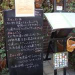 RISTORANTE IMAI - 外観・メニュー