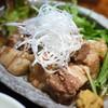 鍛冶屋 - 料理写真:豚の角煮 980円