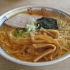 竹駒 - 料理写真:中華そば(350円)(2012年6月20日訪問)