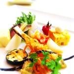 ラ・エテルニータ - 前菜。