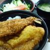 ヨーロッパ軒 - 料理写真:ミックス丼セット1250円