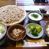 蕎香 - 料理写真:蕎香セット1100円