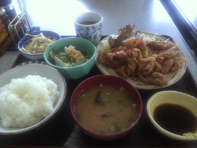 なりわ屋食堂
