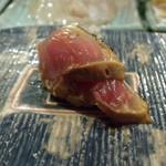 第三春美鮨 - 鰹 土佐作り