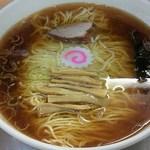 大勝軒 - '12/06/17 中華そば(700円)