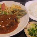 レストラン コーエイ - ハンバーグ定食